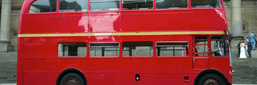 The Old Red Bus Company